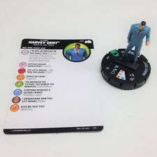 Heroclix Batman: the Animated Series set Harvey Dent #021 Uncommon fig w/card!