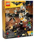 Lego BATMAN #70920 Egghead Mech Food Fight Building Toy Set