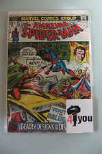9.2 NM- NEAR MINT-  AMAZING SPIDER-MAN # 117  US EDITION  CP  YOP 1973