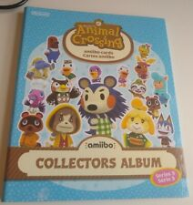Animal Crossing Series 3 Amiibo Card Collectors Album
