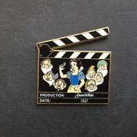 DisneyShopping Clapboard Series Snow White & the Seven Dwarfs Disney Pin 52625