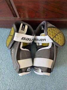 bauer hockey pro stock return supreme rlbow pads size M