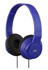 JVC HA-S180 Headband Headphones - Blue