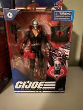"2020 HASBRO G.I. JOE CLASSIFIED SERIES DESTRO 6"" ACTION FIGURE #03"