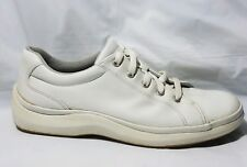 Keds WH01849 Womens 8 M PureFit Leather Sneaker Classic White Oxford Shoe Casual