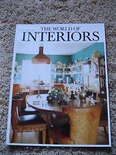 The World of Interiors Magazine July 2011 USA SELLER