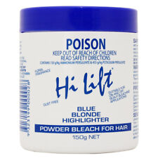 Hi Lift Blue Blonde Highlighter Powder Bleach for Hair 150 g