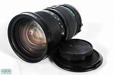 Canon 35-105mm F/3.5 Macro 2-Touch FD Mount Lens
