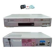 Bush DVRHS03 VCR VHS DVD Combi Combo Recorder Converter EXT SKY SCART REC in