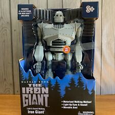 New Warner Brothers The Iron Giant Walmart Exclusive Light & Sound Walking