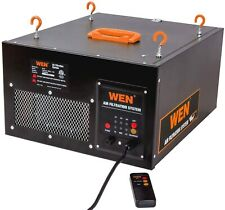 Wen Air Filter System Remote Control Ceiling Mount Dust Collector Wood Work Shop