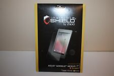 """Invisible Shield by Zagg Asus Google Nexus 7"""" First Generation Screen Protector"""