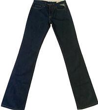 Ladies Firetrap Pariz Jeans 31 X 32 Regular Fit Blue 100 Pipe Leg