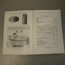 Stone& Blyth: 239 Seiten Katalog Englische Luxusartikel 1905 (55113)