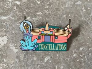 DISNEY DLRP SHOPS PLUTO CONSTELLATIONS PIN FROM DISCOVERYLAND PLUTO SPACESUIT