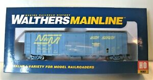 Walthers Ho Mainline 52' ACF Sng Door Boxcar #910-1813 NdeM/Mexico  SOLD OUT NIB