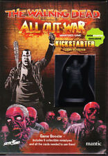 THE WALKING DEAD ALL OUT WAR - KICKSTARTER GAME BOOSTER -  MANTIC
