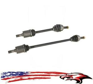 Front Cv Shaft Axles for Honda Civic 1.8L 2006-2011 with Automatic Transmission