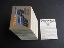 *** Panini Euro 92 Stickers (1992) ***