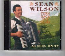 (HP52) Sean Wilson, Turn Back The Years - 1992 CD