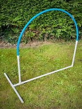 More details for hoopers dog agility hoops - set of 3 - free next day delivery- with ground pegs