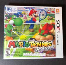 Mario Tennis Open (3DS) NEW