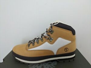 Timberland Men's Classic Leather Euro Hiker  Boots