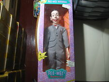"24"" inch Pee Wee Herman Playhouse Ventriloquist doll (Brand New and Sealed)"