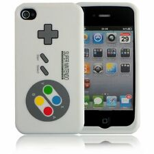 SUPER NINTENDO [SNES] CONTROLLER APPLE IPHONE 4/4G/4S SILICONE CASE COVER