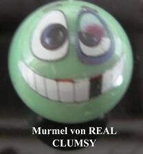 NEU UNGESPIELT MURMEL VON REAL CLUMSY