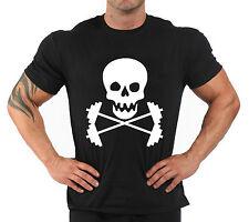 "T-Shirt Bodybuilding Fitness Palestra ""Skelett"""