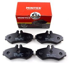 MINTEX REAR AXLE BRAKE PADS MERCEDES BENZ PUCH VW MDB1997 (REAL IMAGE OF PART)