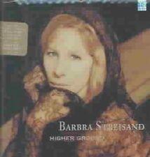 Higher Ground 0074646618127 By Barbra Streisand CD
