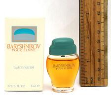 Baryshnikov By Baryshnikov For Women Travel Size EDP Splash Mini 8 ml New in Box