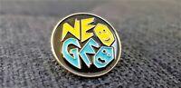 Neo Geo SNK Metal Pin - Lapel Pinback Enamel Promo Hat AES / MVS Arcade Cab USA