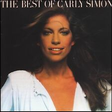 CARLY SIMON - BEST OF CD ~ YOU'RE SO VAIN +++ 70's GREATEST HITS *NEW*