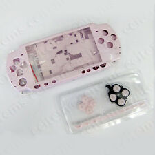 Full Housing Shell Case Cover Faceplate Set Repair Part for PSP 2000 Slim Series