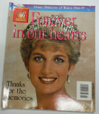 Princess Diana Magazine Forever In Our Hearts 1997 070115R