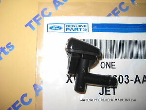 Lincoln LS Windshield Washer Squirter Nozzle Spray Jet OEM New 2000-2002
