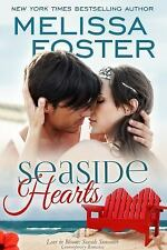 Seaside Hearts (Seaside Summers) by Melissa Foster (2014, Paperback)