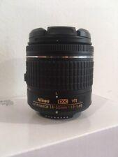 Nikon NIKKOR AF-P DX 18-55mm f/3.5-5.6 G Lens