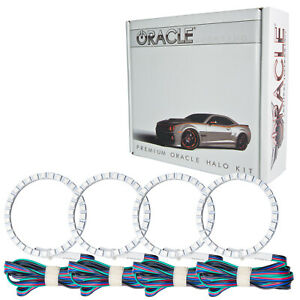 For Chrysler Crossfire 2005-2006 ORACLE ColorSHIFT® Halo Kit 2228-504