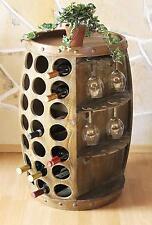 Botellero para vino Recipiente 0416 barra soporte botellas 84cm 42 FL.