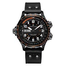 Hamilton Khaki Aviation X-Wind Day Date Automatic Mens Watch H77785733