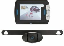 """NEW Wireless Backup Camera System Rear View 3.5"""" LCD Monitor w/Cam Universal Kit"""