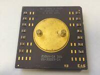 DEC Alpha 21064 processor, DEC 290A 21064-CA 166MHz Vintage CPU, GOLD