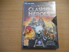 JEU PC DVD-ROM - MIGHT & MAGIC CLASH OF HEROES. NEUF