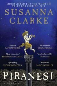 Piranesi: SHORTLISTED FOR THE WOMEN'S PRIZE 2021 | Susanna Clarke