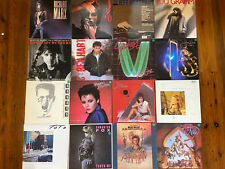 Vinyl Lp Album Record Lot Hard Soft Rock Pop R&B 80's You Pick Choose Select