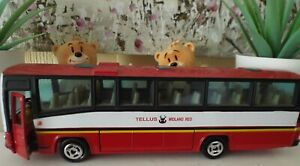 Plaxtons Paramount 3500 Coach Corgi Collectors Convention Tellus Midland Red